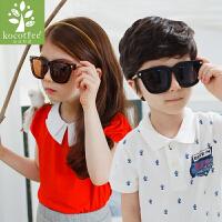 【限时秒杀:9.9元】KK树亲子太阳镜儿童太阳镜女男童眼镜儿童眼镜宝宝太阳镜儿童墨镜