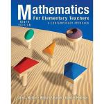 【预订】Mathematics for Elementary Teachers: A Contemporary