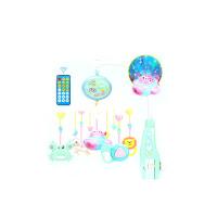 20180526122226457婴儿床铃音乐旋转摇铃0-6个月0-1岁-3-12个月挂件玩具新生儿宝宝 星空物语15