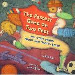 【预订】The Fastest Game on Two Feet: And Other Poems about
