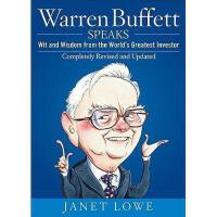 【预订】Warren Buffett Speaks, Second Edition: Wit And