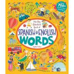 【预订】My Big Barefoot Book of Spanish and English Words