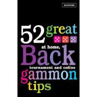 【预订】52 Great Backgammon Tips