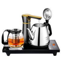 王牌名典 自动上水壶电热烧水壶家用抽水式器智能电磁炉茶具保温泡茶壶套装电热水壶