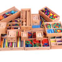 幼儿园早教中心早教教具教具GABE15件全套