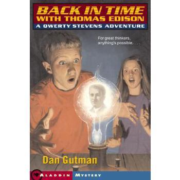 【预订】The Edison Mystery: Qwerty Stevens, Back in Time 预订商品,需要1-3个月发货,非质量问题不接受退换货。