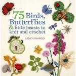 【预订】75 Birds, Butterflies & Little Beas