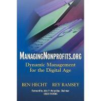 【预订】Managingnonprofits.Org: Dynamic Management For The