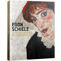 席勒 利奥波德/Egon Schiele 埃贡席勒 利奥波德博物馆的杰作绘画艺术书籍...