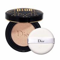 迪奥(Dior)凝脂恒久气垫粉底遮瑕持久持妆气垫BB藤格纹饰#010象牙白
