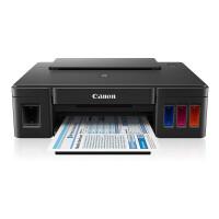 佳能G1800打印机家用办公加墨式连供彩色喷墨照片相片A4办公文档打印