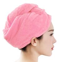 三利 高梳纱超柔软不易掉毛干发帽 强吸水加厚加大 多色可选