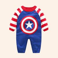 婴儿毛衣女0-1岁宝宝服装秋冬装刚出生婴儿衣服新生儿连体衣冬季2