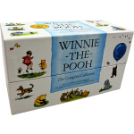 英文原版绘本 小熊维尼30本精装礼盒 Winnie the Pooh Complete Collection 30 B