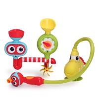 幼奇多洗澡玩具 宝宝戏水玩具 儿童花洒洗澡玩具自动喷水玩具套装