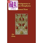 【中商海外直订】Kant's Prolegomena to Any Future Metaphysics