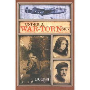 【预订】Under a War-Torn Sky Y9780786817535 美国库房发货,通常付款后3-5周到货!
