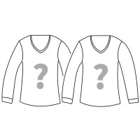 男士长袖T恤V领纯色修身款秋衣青年白色秋季薄款打底衫上衣体恤男