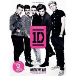 One Direction: Where We Are: Our Band, Our Story: * Official One Direction 英文原版 单向乐队 组合乐迷手册 写真自传