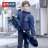 儿童青少年初学者滑板活力板蛇板二轮滑板车2两轮闪光