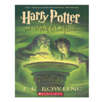 HARRY POTTER AND THE HALF-BLOOD PRINCE (哈里波特与混血王子)-campus( 货号:2000014373167)