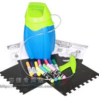 美国[Crayola绘儿乐]乐喷 水彩笔橱窗笔织物笔 气泵喷枪 04-8727
