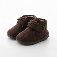 男女拖鞋儿童棉鞋女鞋毛毛鞋男童棉鞋2017新款保暖冬季加绒宝宝冬鞋