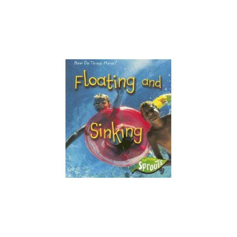 【预订】Floating and Sinking Y9781410922649 美国库房发货,通常付款后3-5周到货!