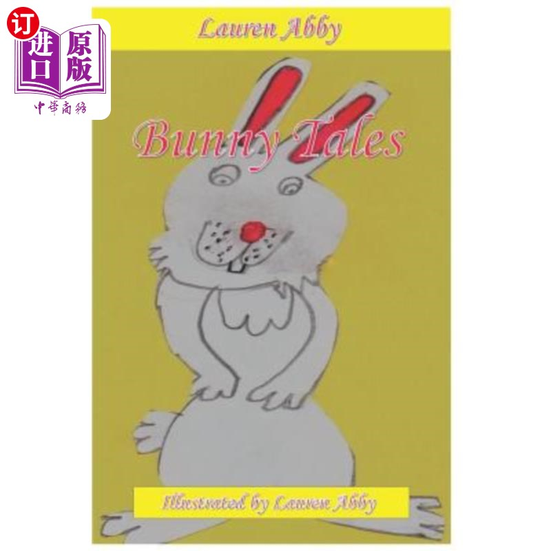 【中商海外直订】Bunny Tales 海外发货,付款后预计2-4周到货