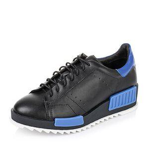 Teenmix/天美意专柜同款牛皮革女休闲鞋AN481CM6