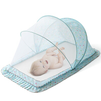 蚊罩蒙古包带支架通用可折叠婴儿床蚊帐宝宝蚊帐儿童小孩