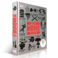 【全店300减100】英文原版 DK 电影百科图解 The Movie Book DK 人类的思想百科丛书 全彩精装 B