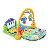 婴儿健身架婴儿健身器 婴儿脚踏钢琴健身架 W2621 婴幼儿玩具0-1岁 W2621