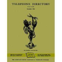 【预订】Raton Telephone Directory 1952