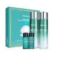 JM solution韩国海洋珍珠水乳套盒补水保湿护肤品