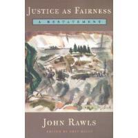 【预订】Justice as Fairness: A Restatement