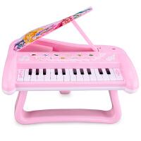 婴幼宝宝儿童电子琴玩具可弹奏钢琴早教音乐琴1-3-5女孩生日礼物