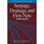 【预订】Seepage, Drainage, And Flow Nets, 3Rd Edition