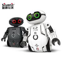 儿童男女孩玩具智能电动遥控跳舞对话迷宫机器人