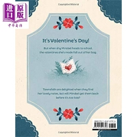 【中商原版】英文原版 Olivia Chin Mueller:没有情人节 3~7岁