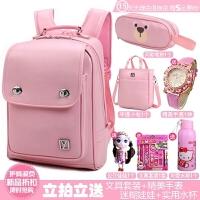 日本书包小学生女孩6-12周岁韩版儿童背包1-3年级双肩包男生防水2