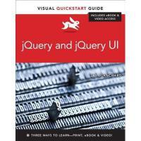 【预订】Jquery and Jquery Ui: Visual QuickStart Guide