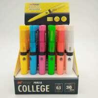 正品千比文具学生正姿自动铅笔0.5mm 可推动橡皮活动铅笔9018学生学习礼物