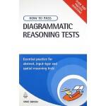 【预订】How to Pass Diagrammatic Reasoning Tests: Essential Pra