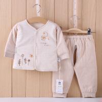 小象逗叮 南极棉婴儿棉袄棉裤 天然彩棉长袖男女宝宝冬装外套