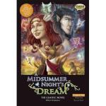 【预订】A Midsummer Night's Dream the Graphic Novel: