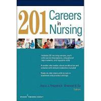 【预订】201 Careers in Nursing