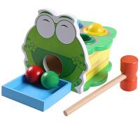 20180602001622041早教玩具儿童1-2-3周半岁小宝宝力男女孩子一三两岁木质套装