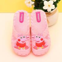 儿童拖鞋女童卡通可爱宝宝拖鞋夏季防滑男童中大童小孩婴儿凉拖鞋