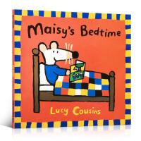 英文原版进口绘本 Maisy's Bedtime 小鼠波波的睡觉时间 廖彩杏推荐少儿童书